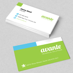 Business Cards -2 sided